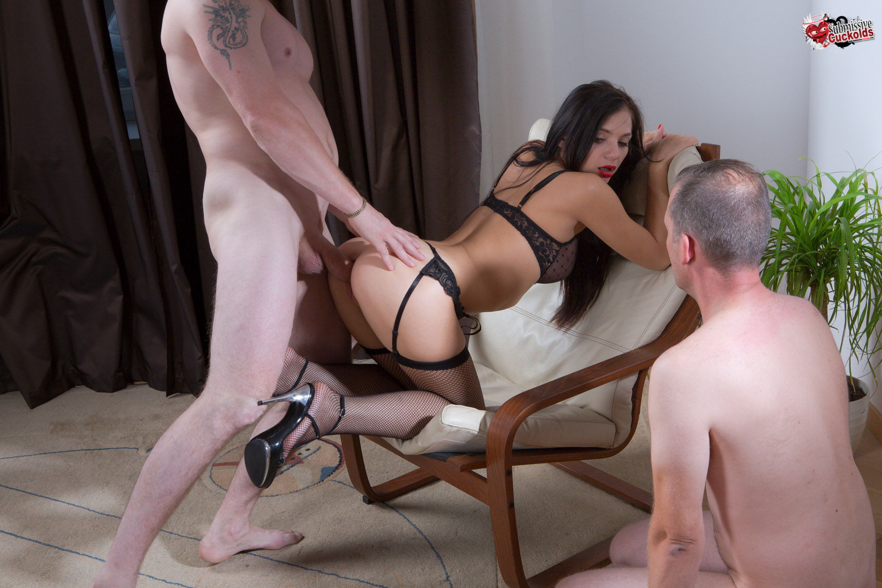 Asian mistress strapon
