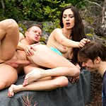 Preview Submissive Cuckolds - Cuckold lust in the woods